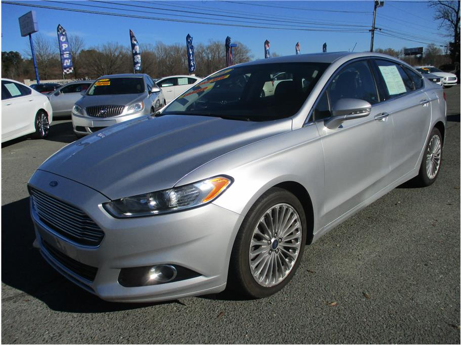 2016 Ford Fusion from CAR BY U