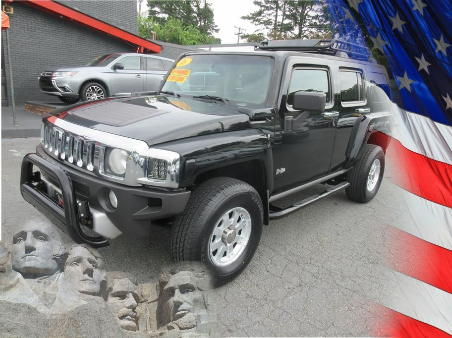 2008 HUMMER H3 from CAR BY U