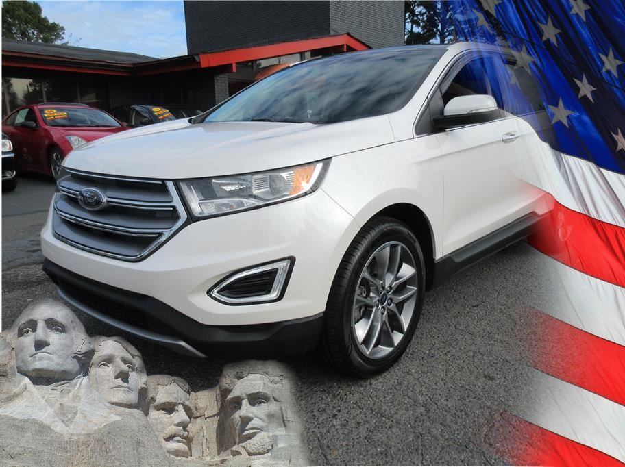 2016 Ford Edge from CAR BY U