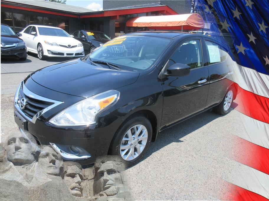 2015 Nissan Versa from CAR BY U