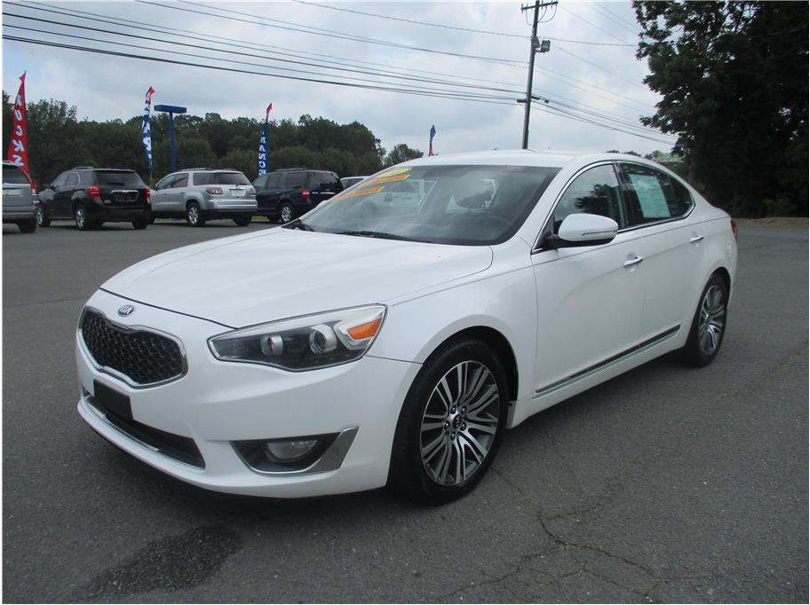 2014 Kia Cadenza from CAR BY U Monroe