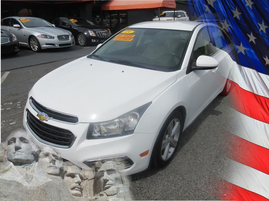 2015 Chevrolet Cruze from CAR BY U