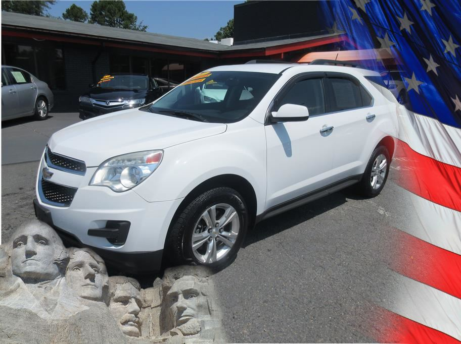 2014 Chevrolet Equinox from CAR BY U