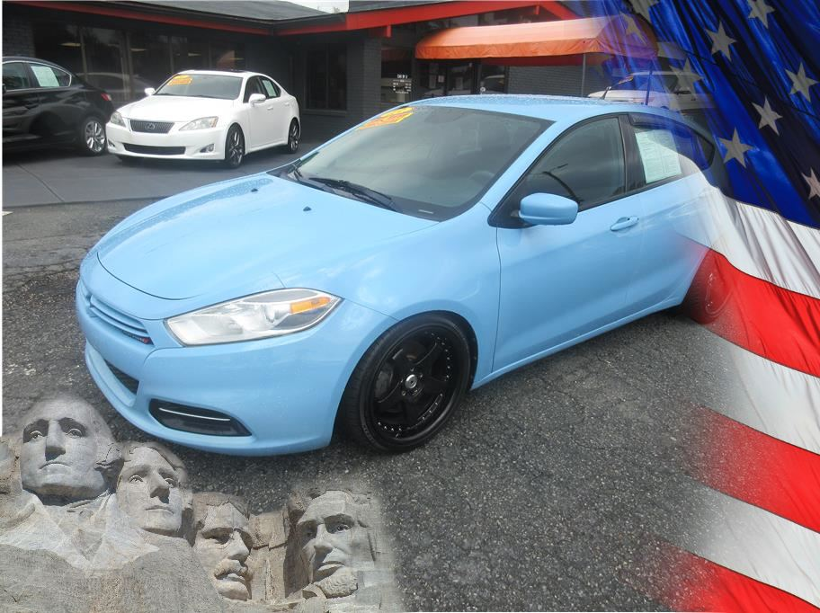2013 Dodge Dart from CAR BY U