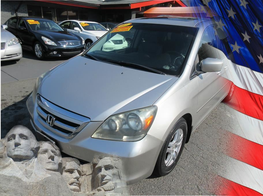 2007 Honda Odyssey from CAR BY U
