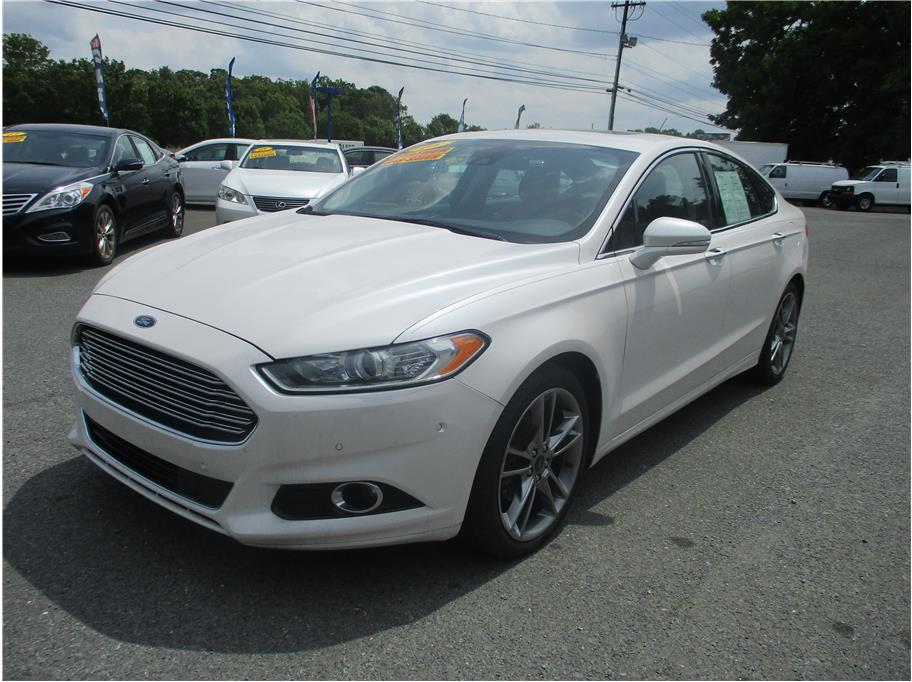 2016 Ford Fusion from CAR BY U Monroe