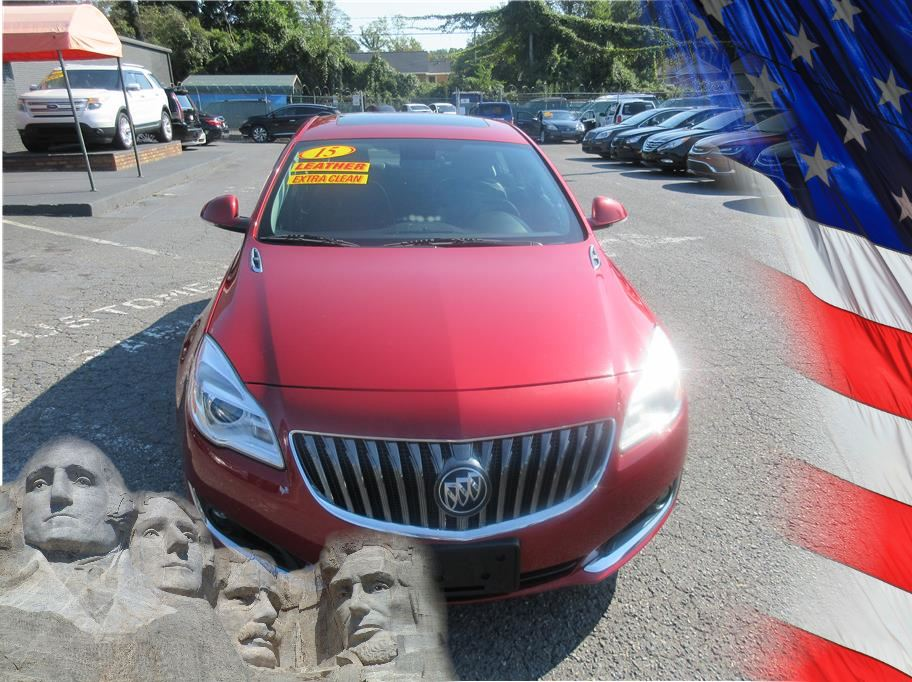 2015 Buick Regal from CAR BY U