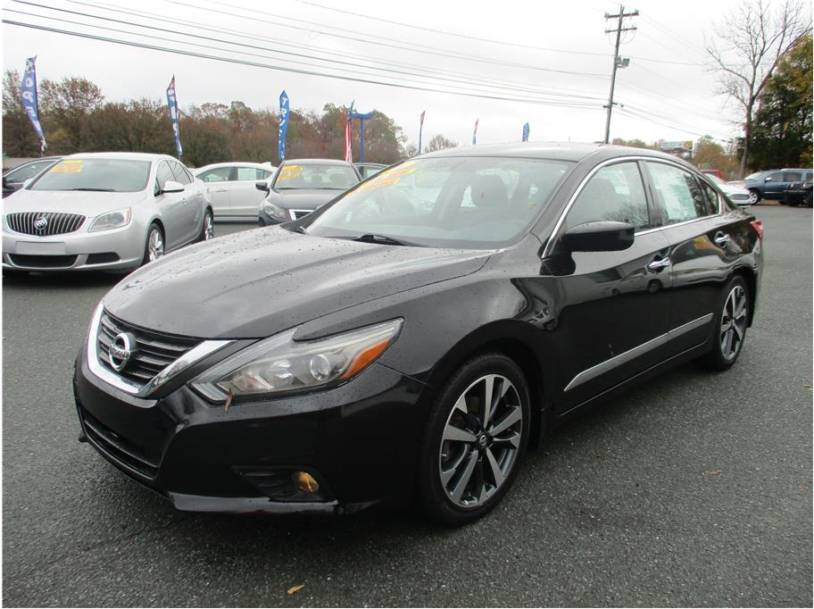 2016 Nissan Altima from CAR BY U Monroe
