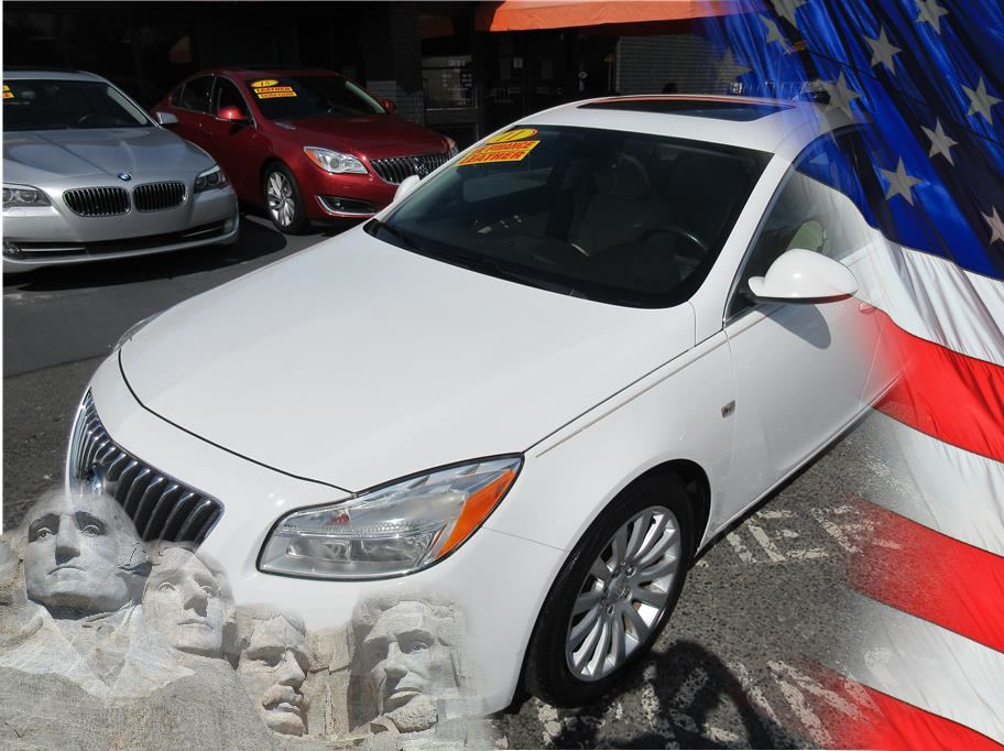 2011 Buick Regal from CAR BY U