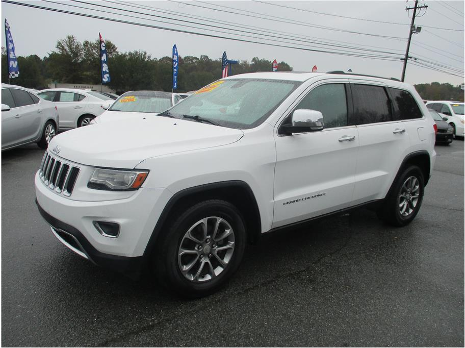 2014 Jeep Grand Cherokee from CAR BY U Monroe