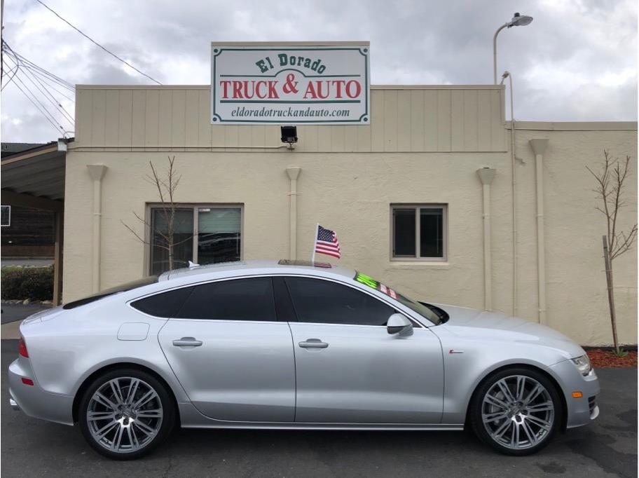 2014 Audi A7 from El Dorado Truck and Auto
