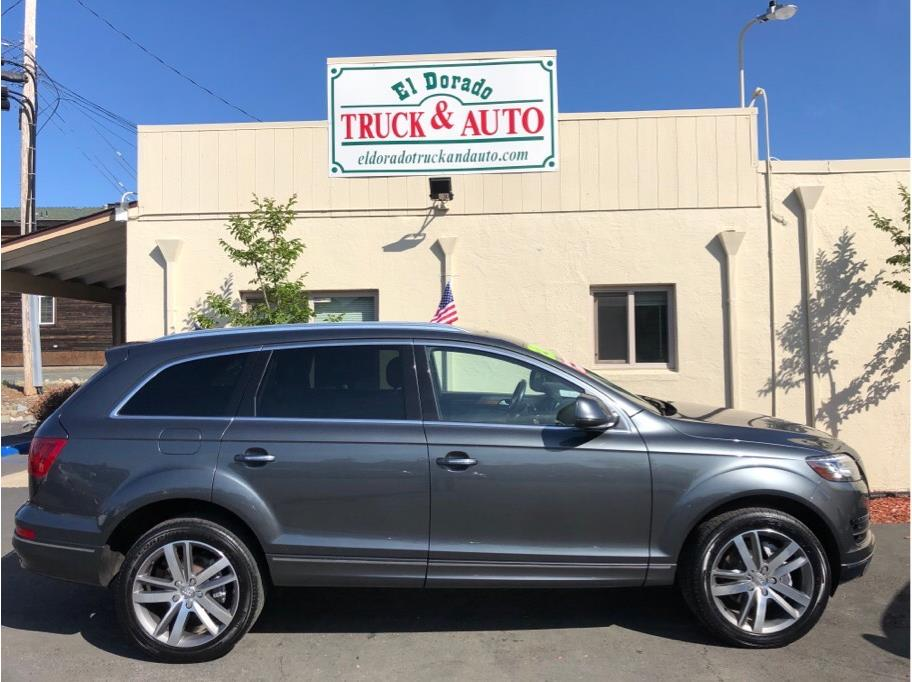 2015 Audi Q7 from El Dorado Truck and Auto