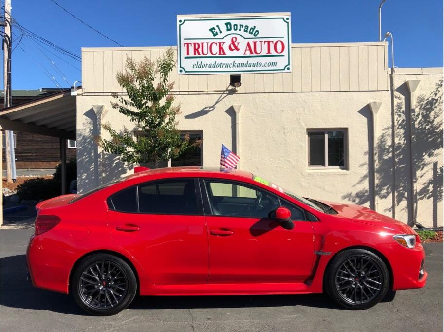 2015 Subaru WRX from El Dorado Truck and Auto