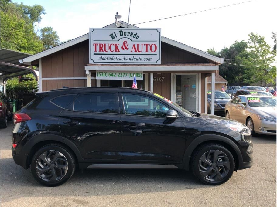 2016 Hyundai Tucson from El Dorado Truck and Auto