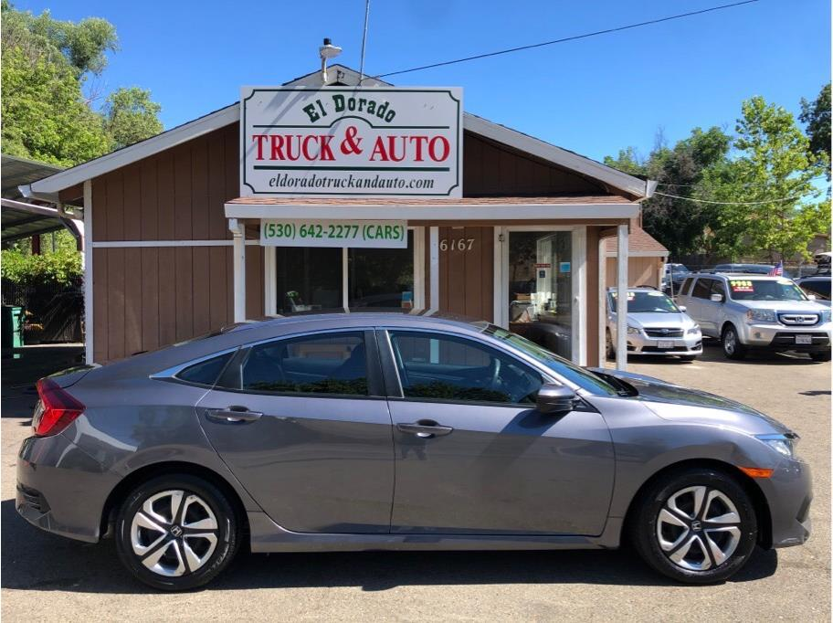 2018 Honda Civic from El Dorado Truck and Auto
