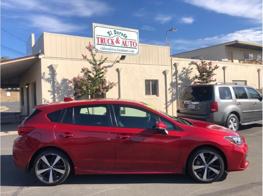 2017 Subaru Impreza from El Dorado Truck and Auto