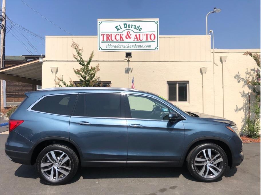 2017 Honda Pilot from El Dorado Truck and Auto