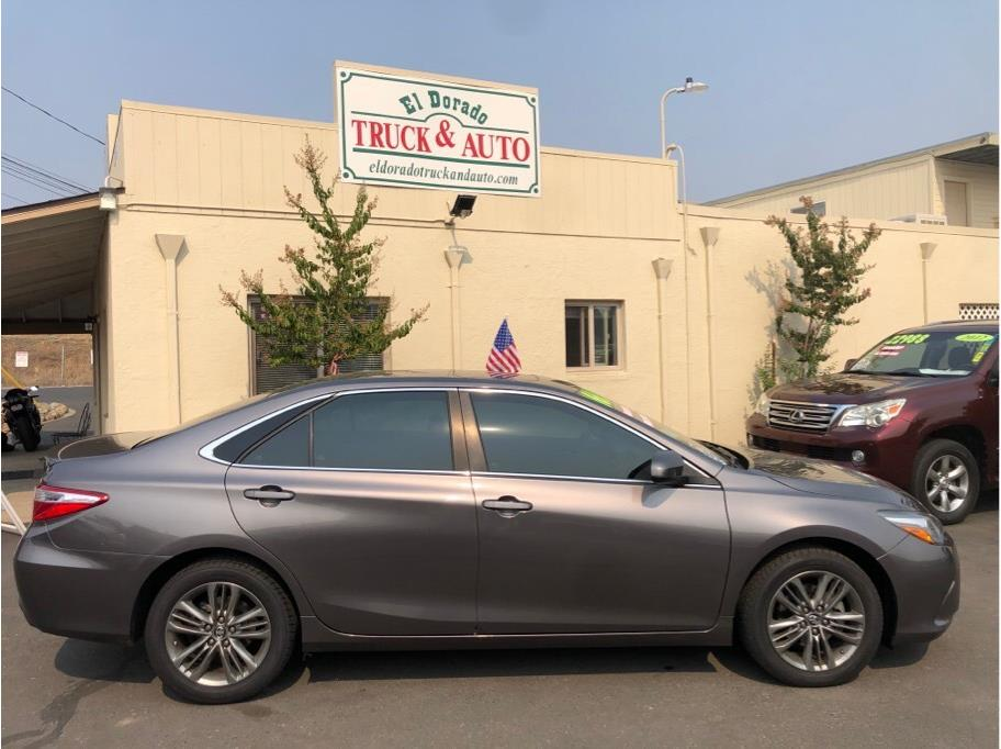 2017 Toyota Camry from El Dorado Truck and Auto