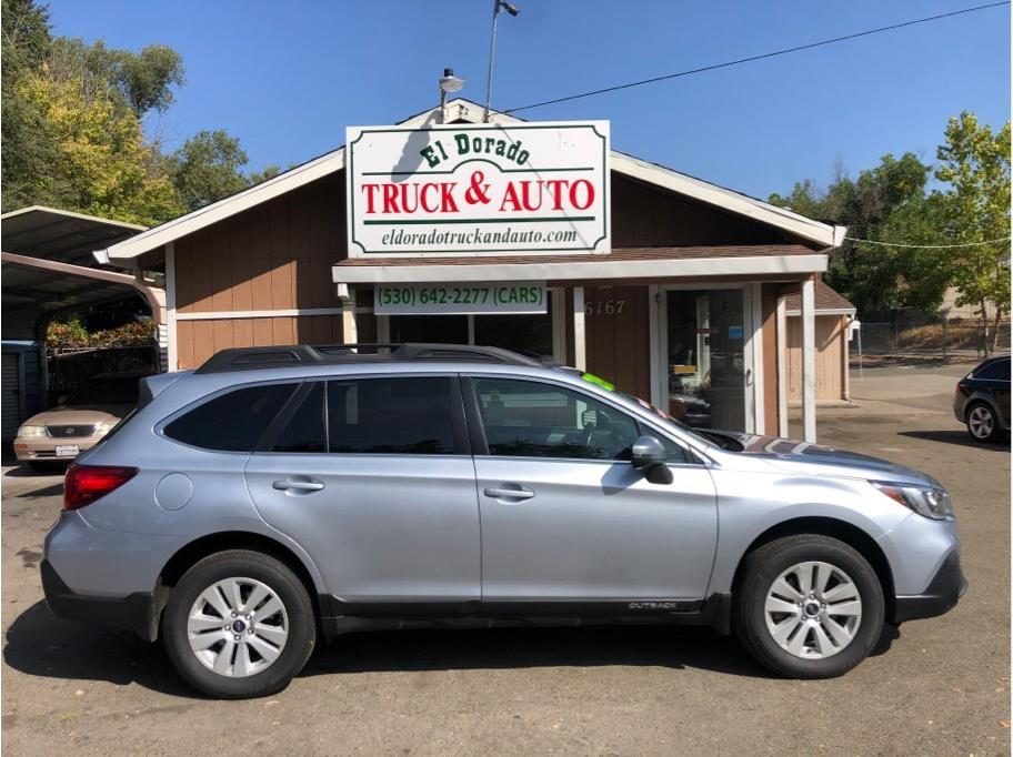 2019 Subaru Outback from El Dorado Truck and Auto