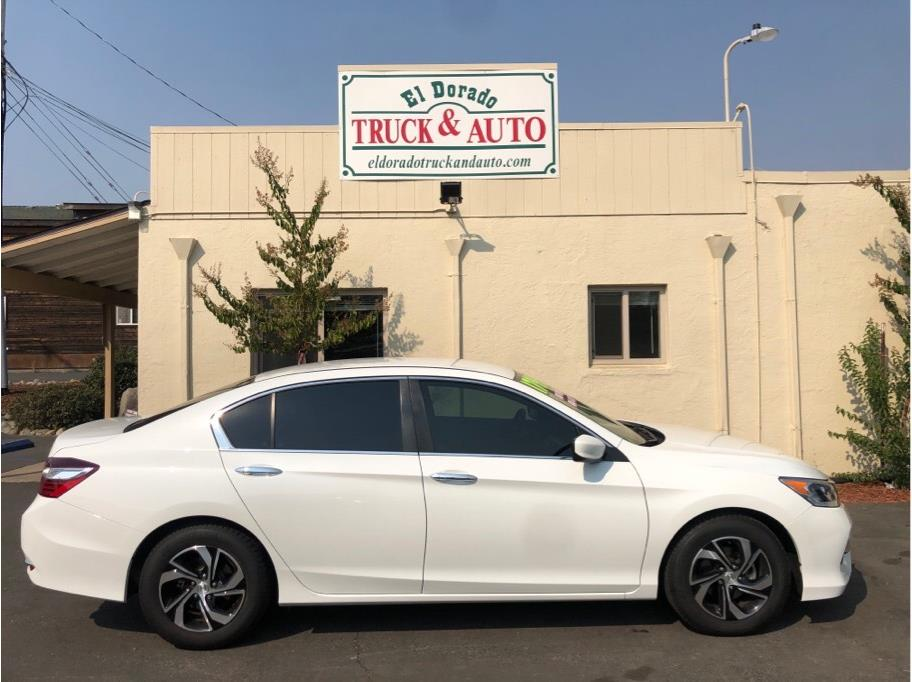 2017 Honda Accord from El Dorado Truck and Auto