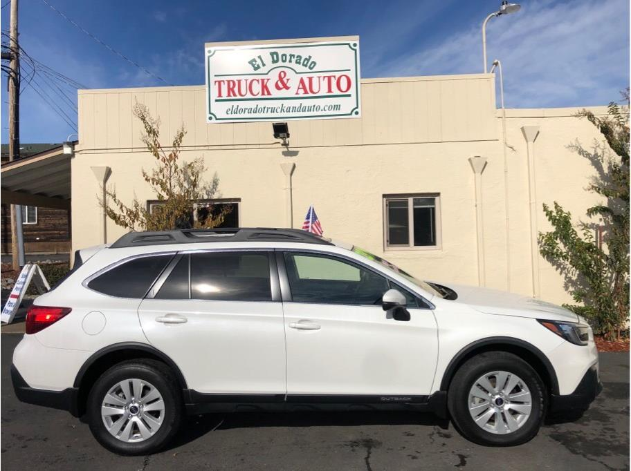 2018 Subaru Outback from El Dorado Truck and Auto