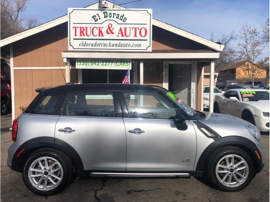 2015 MINI Countryman from El Dorado Truck and Auto