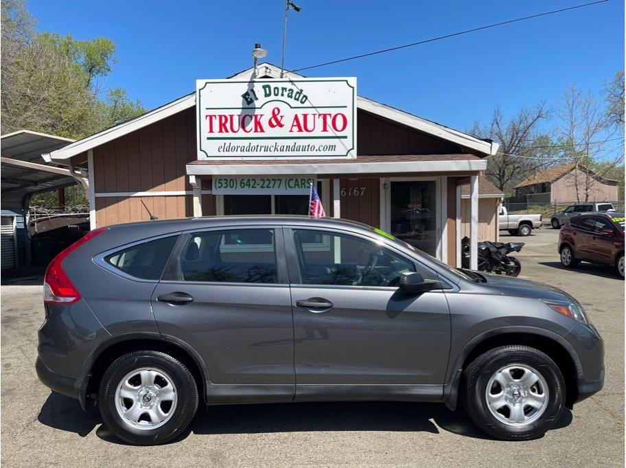 2013 Honda CR-V from El Dorado Truck and Auto