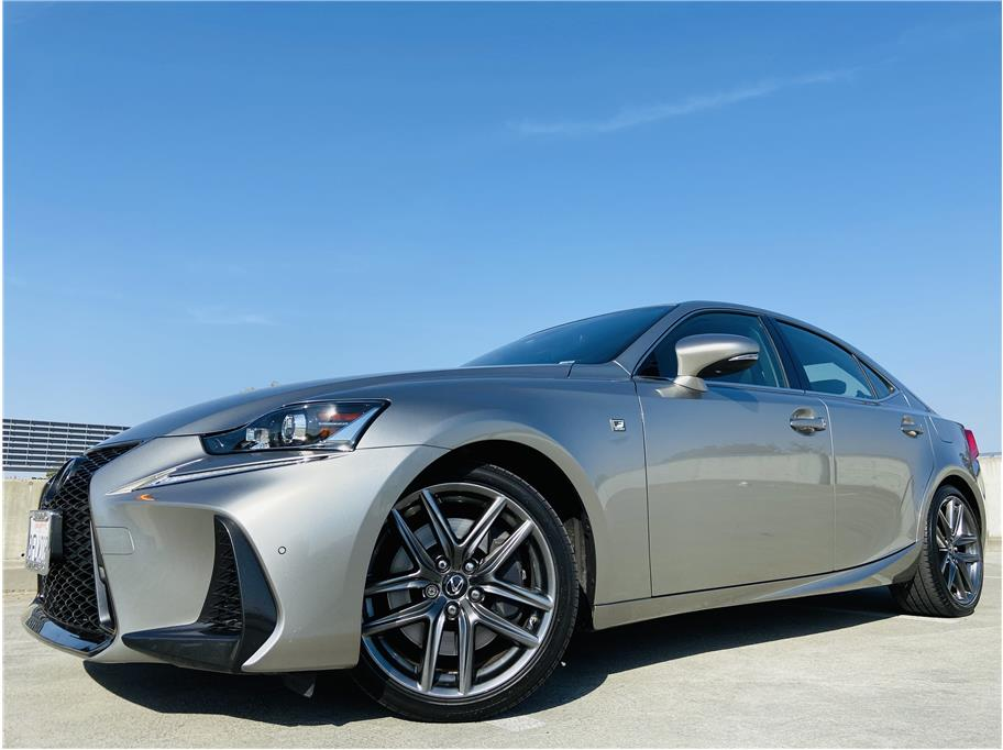 2018 Lexus IS from Cosmo Auto Group