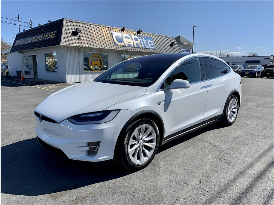 2016 Tesla Model X from CARite of Yorkville