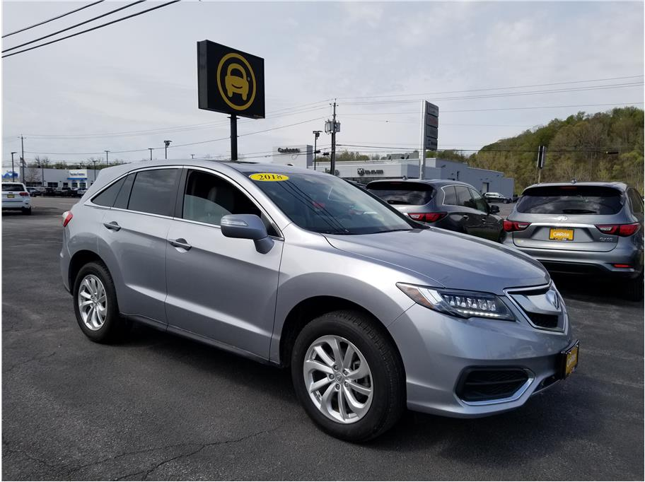 2018 Acura RDX from CARite of Yorkville