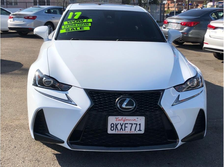 2017 Lexus IS from Auto Choice