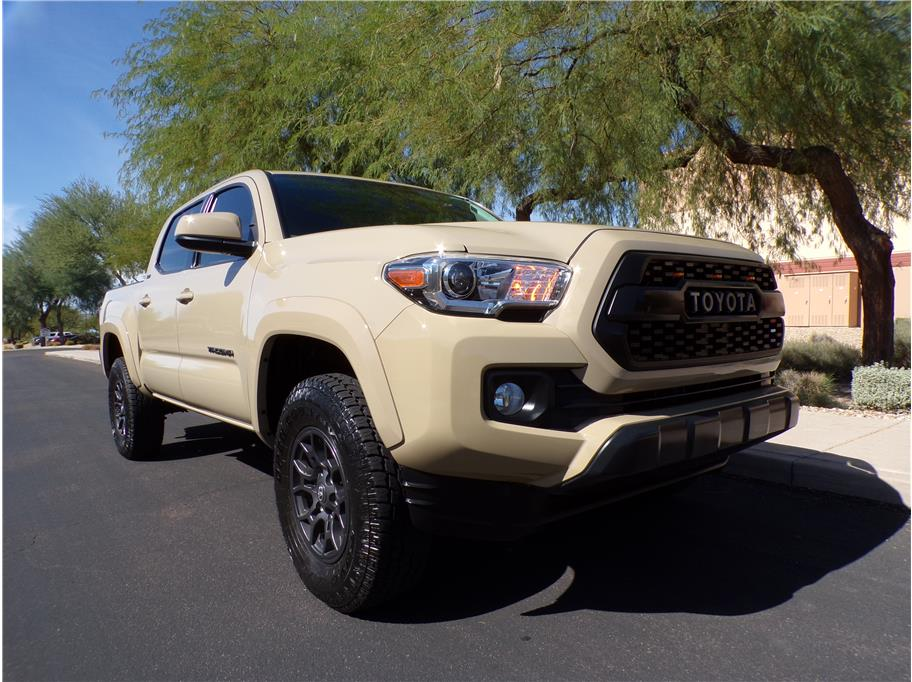2017 Toyota Tacoma Double Cab from Eclipse Motors Company