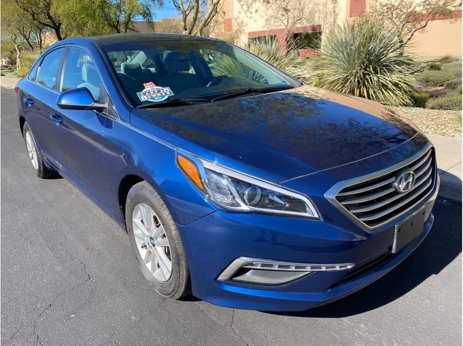 2015 Hyundai Sonata from Eclipse Motors Company