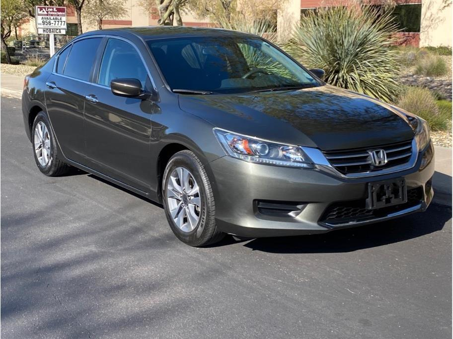 2013 Honda Accord from Eclipse Motors Company