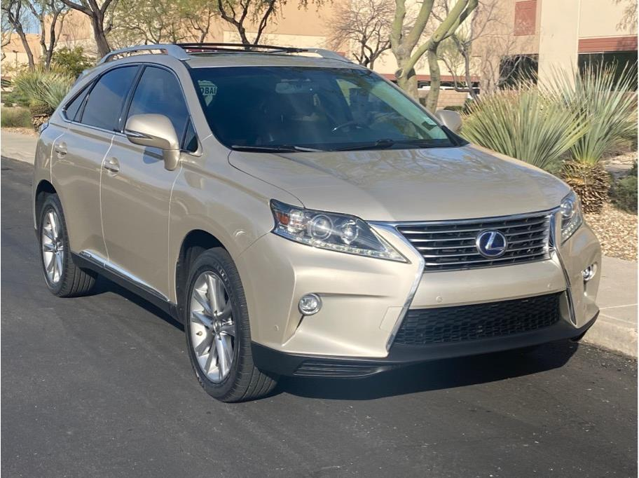 2015 Lexus RX from Eclipse Motors Company