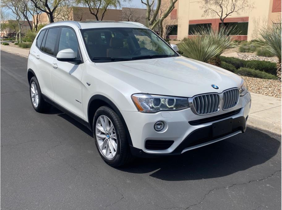 2017 BMW X3 from Eclipse Motors Company