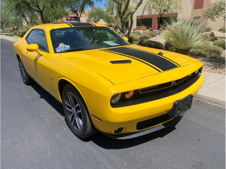 2018 Dodge Challenger from Eclipse Motors Company