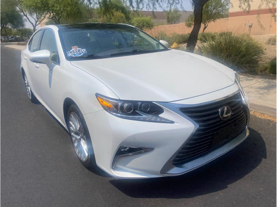 2017 Lexus ES from Eclipse Motors Company
