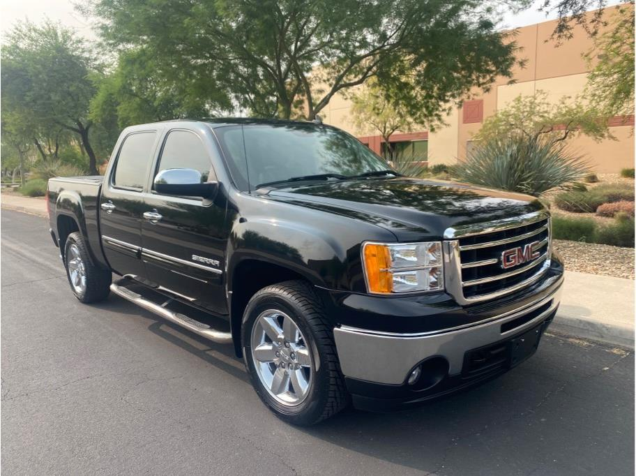 2013 GMC Sierra 1500 Crew Cab from Eclipse Motors Company