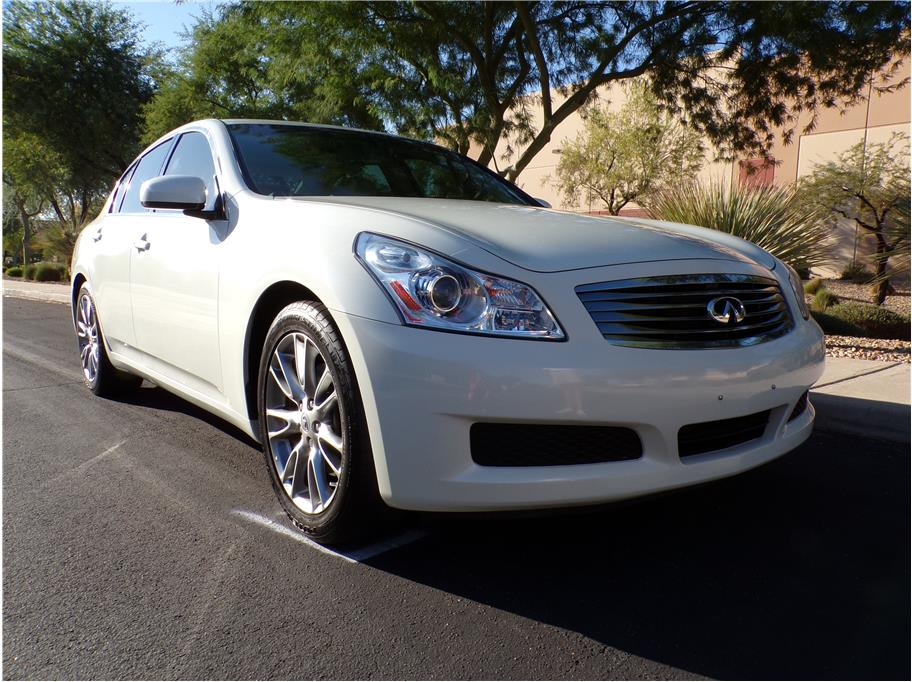 2007 INFINITI G from Eclipse Motors Company