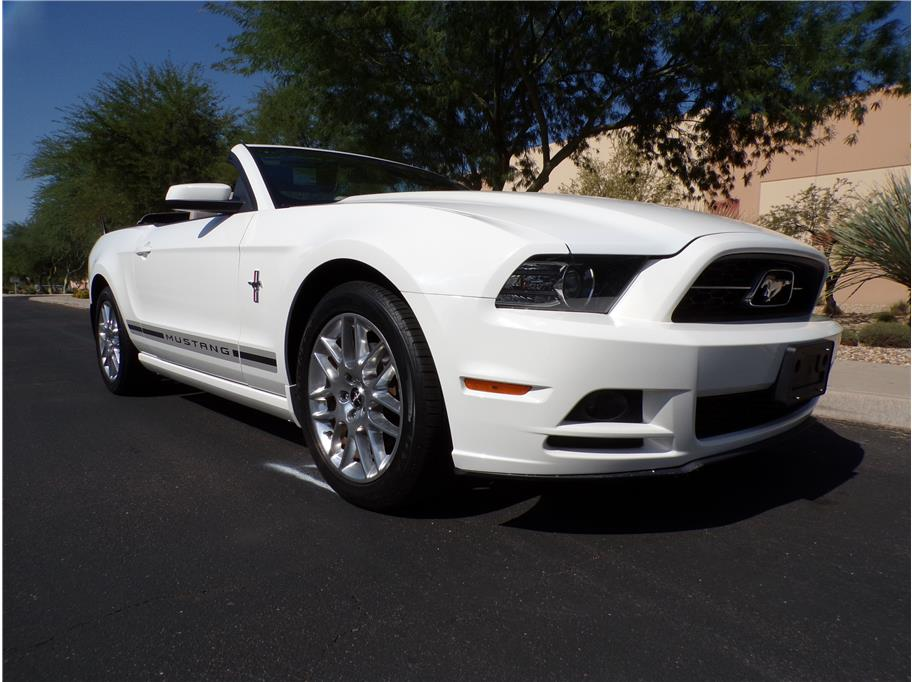 2013 Ford Mustang from Eclipse Motors Company