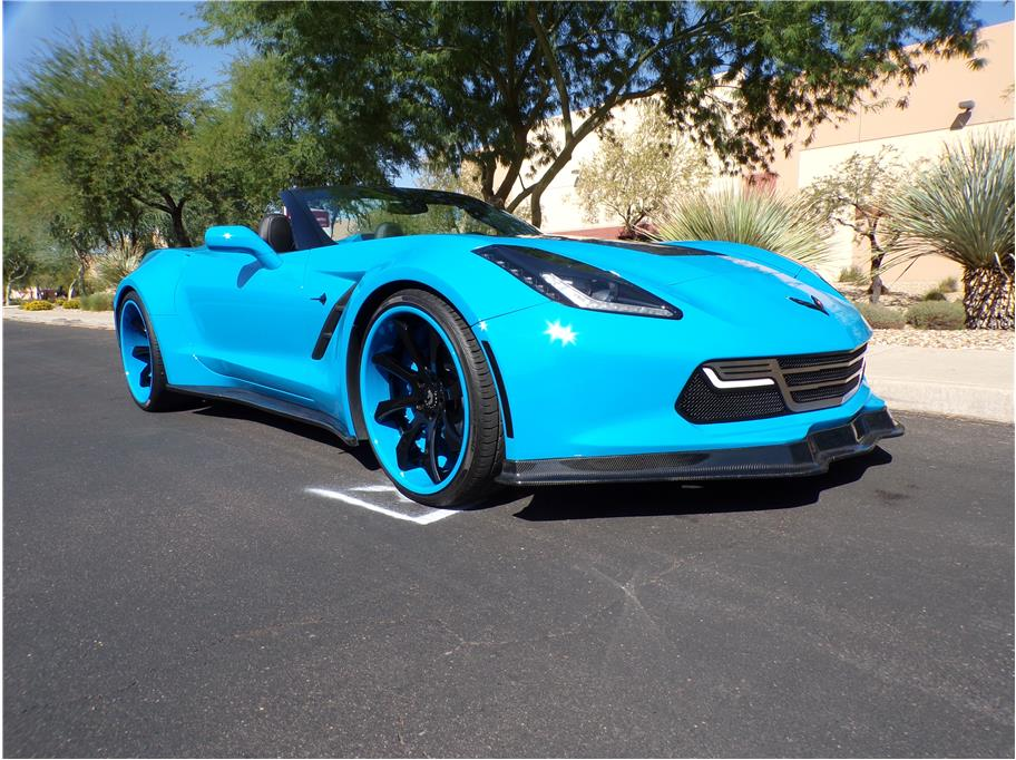 2014 Chevrolet Corvette from Eclipse Motor Company