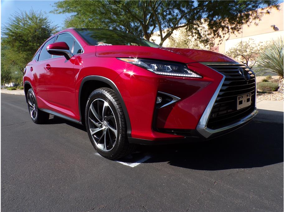 2017 Lexus SUV from Eclipse Motors Company