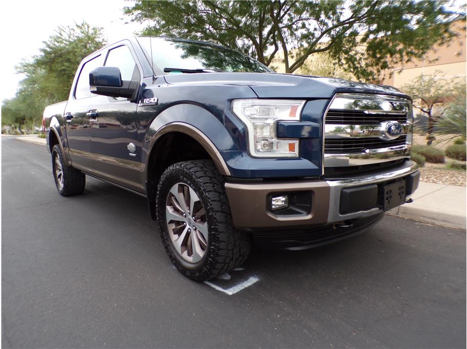 2015 Ford F150 SuperCrew Cab from Eclipse Motors Company