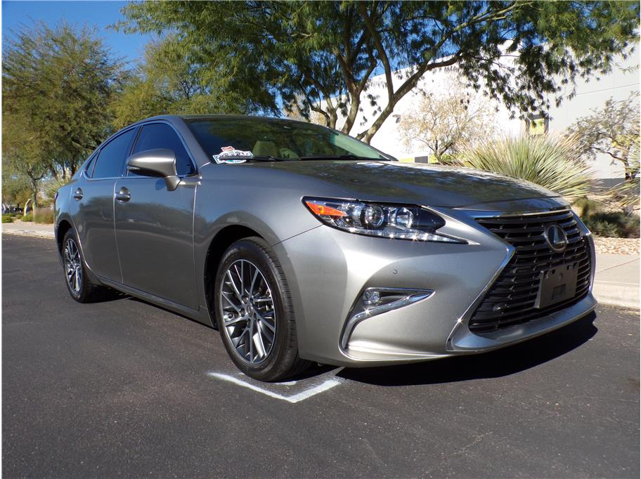 2017 Lexus ES from Eclipse Motor Company