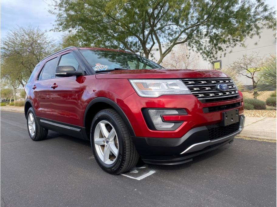 2017 Ford Explorer from Eclipse Motor Company