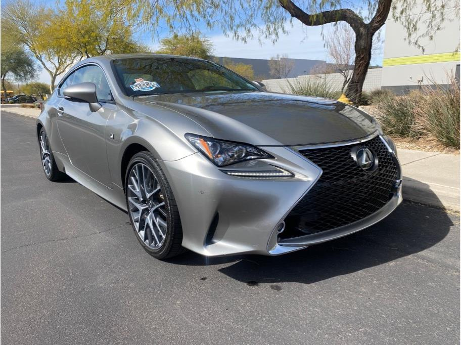 2017 Lexus RC from Eclipse Motor Company