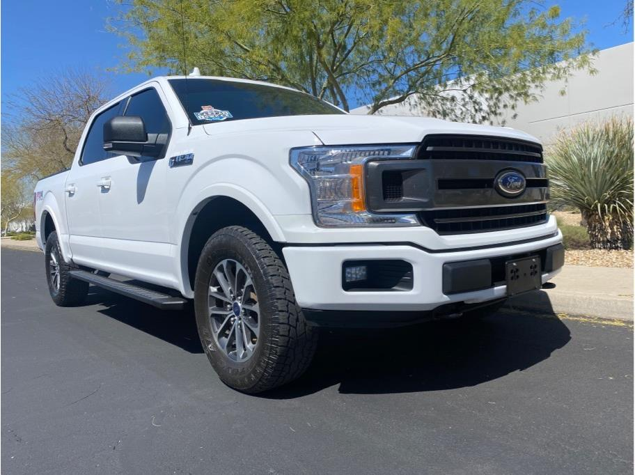 2018 Ford F150 SuperCrew Cab from Eclipse Motor Company