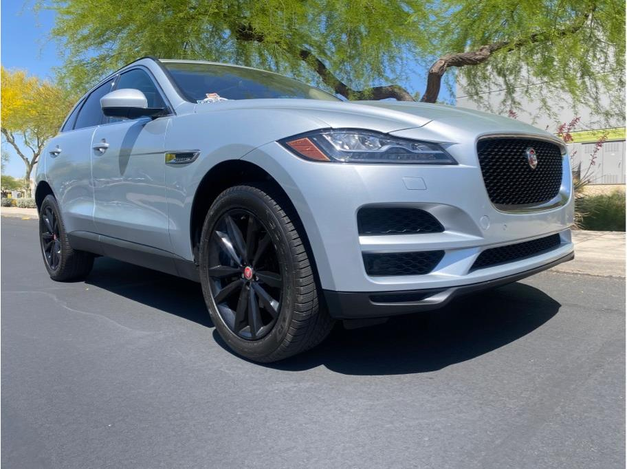 2018 Jaguar F-PACE from Eclipse Motor Company