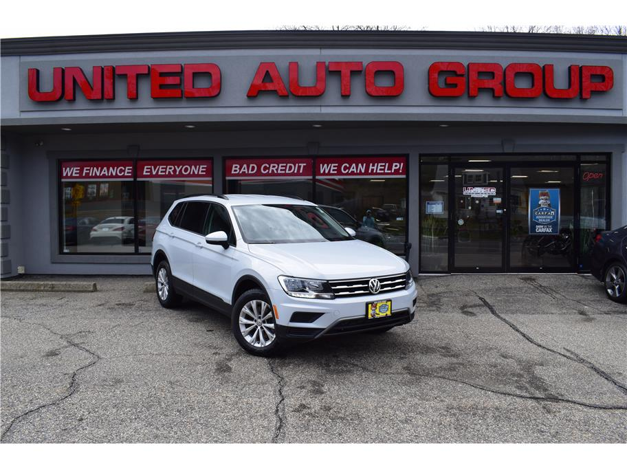 2018 Volkswagen Tiguan from United Auto Group